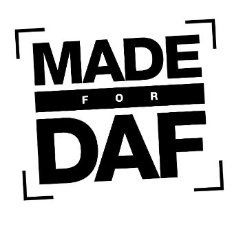 MADE FOR DAF