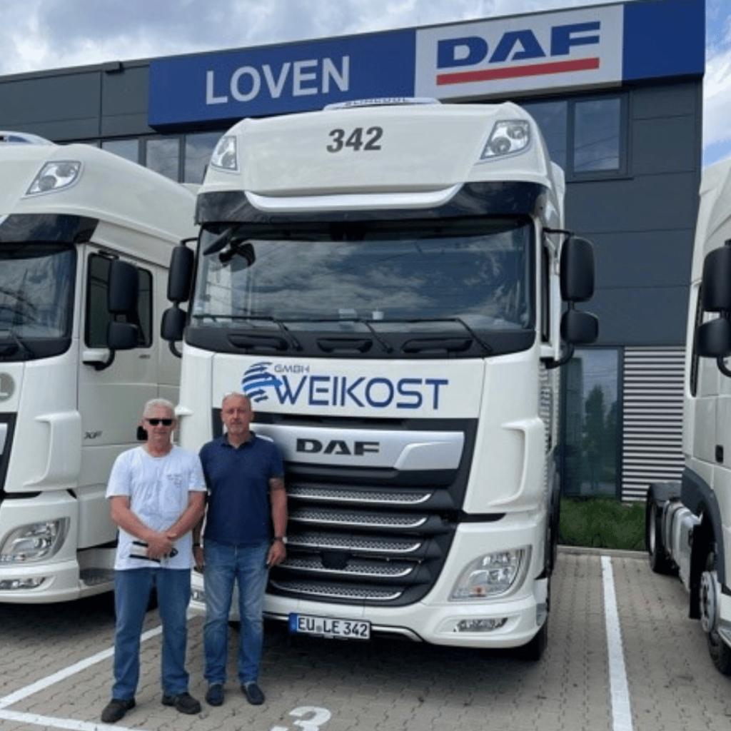 DAF XF - Weikost GmbH - Loven Trucks Eschweiler