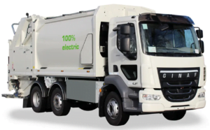 Ginaf-E-truck